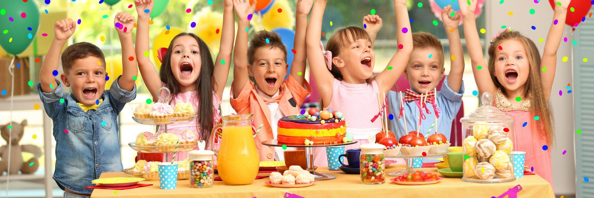 Kindergeburtstag mit dem Tanzstudio Lebensfreude